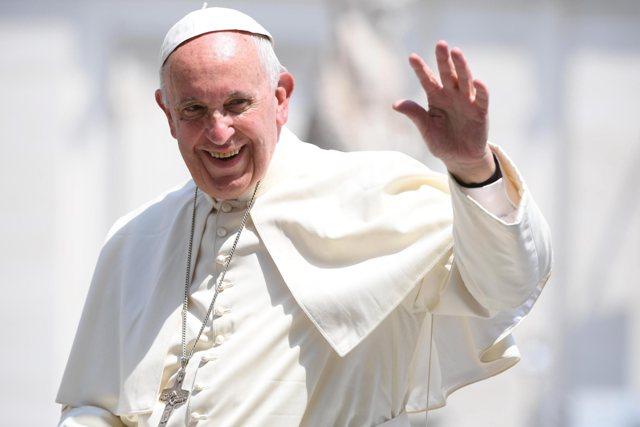7 lat z Papieżem Franciszkiem