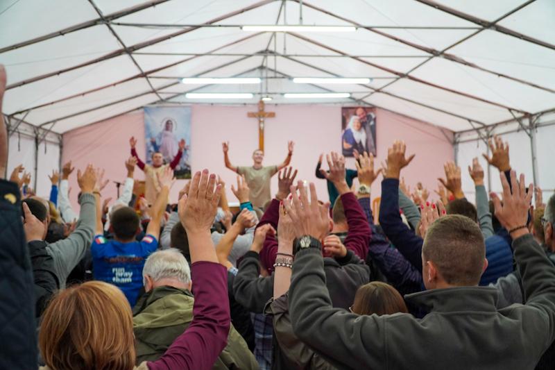 20 lat Wspólnoty Cenacolo w Polsce
